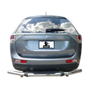Black Horse Off Road ® - Rear Bumper Guard (8MBOUSS-1)