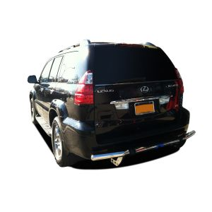 Black Horse Off Road ® - Rear Bumper Guard (8TM31SS-1)