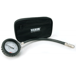 Viair ® - Air Down Gauge 2.5 Inch with Storage Pouch (90073)
