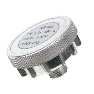 Viair ® - Direct Inlet Air Filter Assemblies Silver Metal Housing (92635)