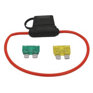 Viair ® - Moisture Resistant 40 Amp Fuse Holder (92946)
