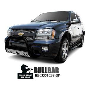 Black Horse Off Road ® - Bull Bar (BB033510BS-SP)