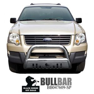 Black Horse Off Road ® - Bull Bar (BB047609-SP)