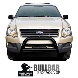 Black Horse Off Road ® - Bull Bar (BB047609A-SP)