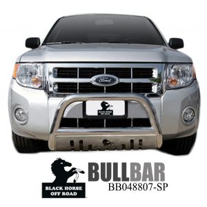 Black Horse Off Road ® - Bull Bar (BB048807-SP)