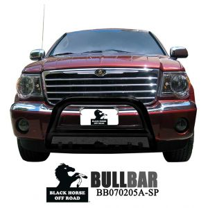 Black Horse Off Road ® - Bull Bar (BB070205A-SP)
