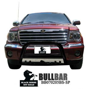 Black Horse Off Road ® - Bull Bar (BB070205BS-SP)
