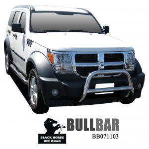 Black Horse Off Road ® - Bull Bar (BB071103SS)