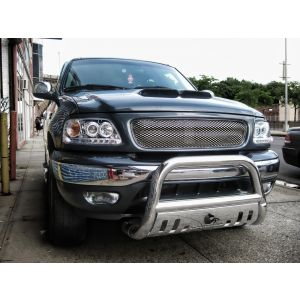 Black Horse Off Road ® - Bull Bar (BB2551-SP)