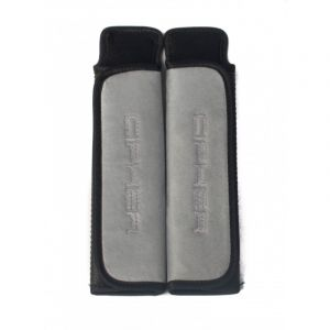 Cipher Auto ® - Grey 2 Inches Harness Pads (CPA8000RHP-GY)