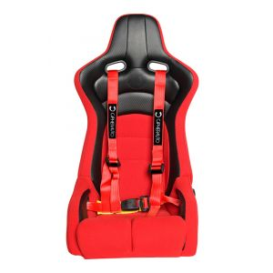 Cipher Auto ® - Red 4 Point 2 Inches Racing Harness Set (CPA4002RD)