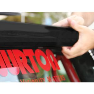 Wurton ® - 48 Inch Secondary Integrated Black Lens Cover (85483)