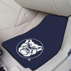 Fanmats ® - Pair of Butler University Universal Carpet Front Floor Mats (5198)