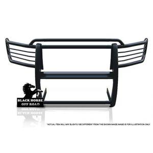 Black Horse Off Road ® - Grille Guard (17NI26MA)