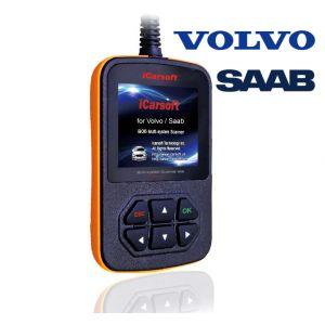 iCarsoft ® - Professional Multi System Scanner For Volvo / Saab / OBDII (i906)