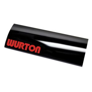Wurton ® - 5 Inch Secondary Integrated Black Lens Cover (85053)