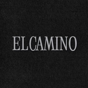 Lloyd Mats ® - Velourtex Black Front Floor Mats For Chevrolet El Camino 1976-88 With El Camino Silver Embroidery