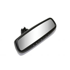 Mito Auto ® - Gentex Auto-Dim Universal Rearview Mirror With 3.3 Inch RCD, Compass, Temperature and HomeLink (50-GENK3350S)