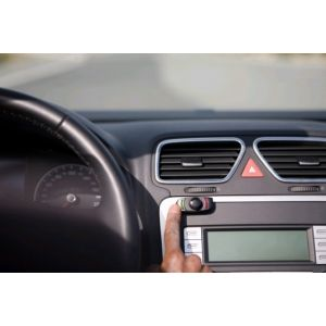 Mito Auto ® - Parrot Bluetooth Hands Free Car Kit With Wired Remote Without Display (55-CK3000)