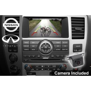 Mito Auto ® - Rear Factory Screen Integration Camera Kit (20-NISCAMKIT2)