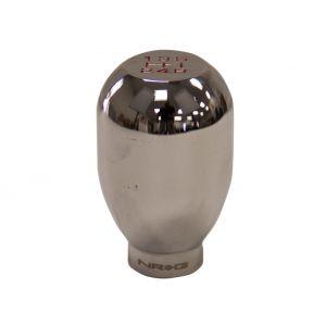 NRG ® - 42mm 5 Speed Chrome Heavy Weight Universal Shift Knob 480g / 1.1lbs (SK-100CH-W)