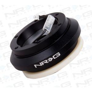 NRG ® - Black Short Hub Adapter (SRK-110H)