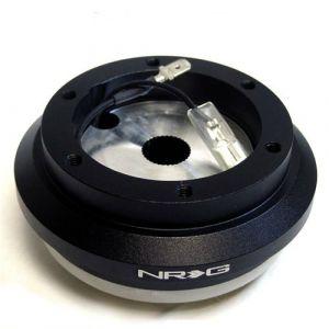 NRG ® - Black Short Hub Adapter (SRK-140H)