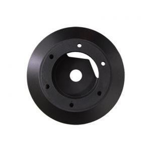 NRG ® - Black Short Hub Adapter (SRK-141H)