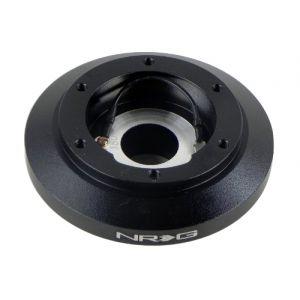 NRG ® - Black Short Hub Adapter (SRK-180H)