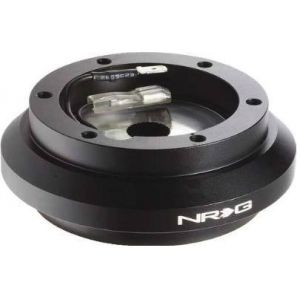 NRG ® - Black Short Hub Adapter with SRS Resistors (SRK-102H-SRS)