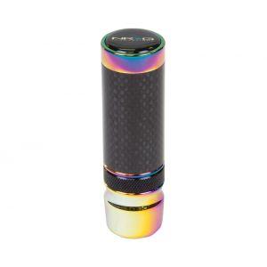 NRG ® - Carbon Fiber NeoChrome Slimboy Adjusttable Shift Knob (SK-580BC/MC-1)