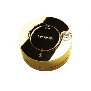 NRG ® - Chrome Gold Quick Lock (SRK-101C/GD)