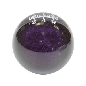 NRG ® - Green Purple Ball Style Heavy Weight Universal Shift Knob 480g / 1.1lbs (SK-300GP-W)