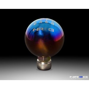 NRG ® - Honda 42mm 6 Speed Burnt Titanium Ball Style Shift Knob (SK-301TI)