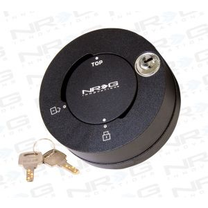 NRG ® - Matte Black Quick Lock (SRK-101MB)