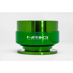 NRG ® - Quick Release Green Body with Green Ring (SRK-200GN)
