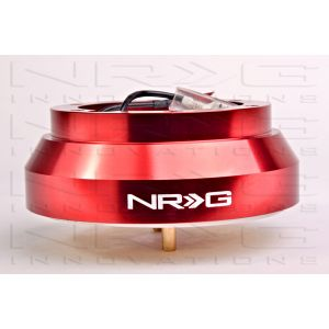 NRG ® - Red Short Hub Adapter (SRK-140H-RD)