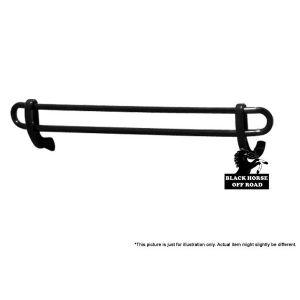 Black Horse Off Road ® - Rear Bumper Guard (8NIJUA)