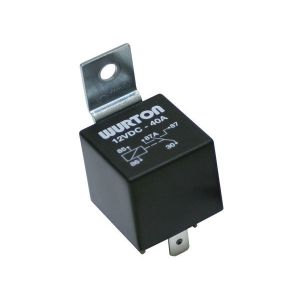 Wurton ® - 40 Amp 5 Prong Relay (82710)