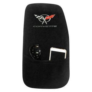 Seat Armour ® - Konsole Armour Black Console Cover for Corvette C5 (KACORC5B)