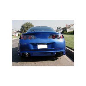 Spyder Auto ® - Black Euro Style Tail Lights (5000330)