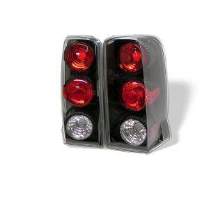 Spyder Auto ® - Black Euro Style Tail Lights (5001597)
