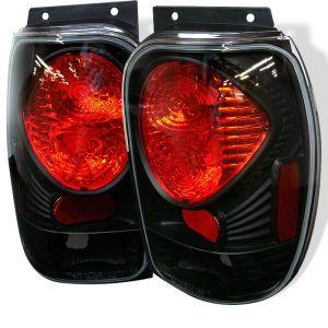 Spyder Auto ® - Black Euro Style Tail Lights (5003034)