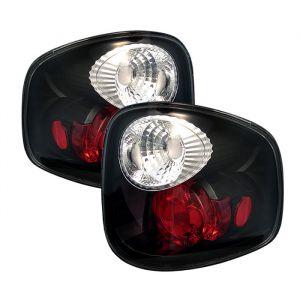 Spyder Auto ® - Black Euro Style Tail Lights (5003379)