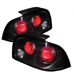 Spyder Auto ® - Black Euro Style Tail Lights (5003621)