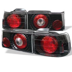 Spyder Auto ® - Black Euro Style Tail Lights (5004031)