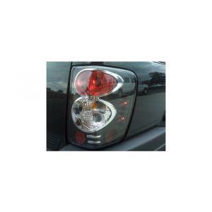 Spyder Auto ® - Black Euro Style Tail Lights (5005625)