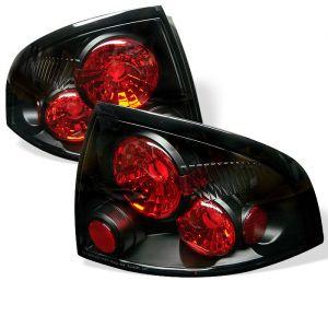 Spyder Auto ® - Black Euro Style Tail Lights (5006998)