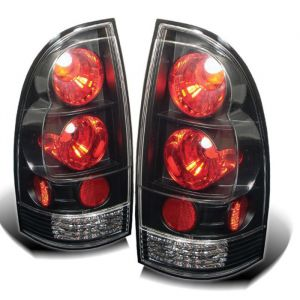 Spyder Auto ® - Black Euro Style Tail Lights (5007896)