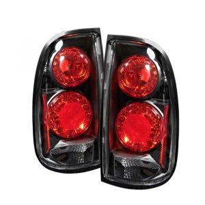 Spyder Auto ® - Black Euro Style Tail Lights (5008084)